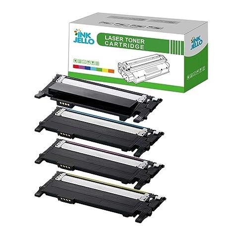 InkJello Compatible Toner Cartucho Reemplazo para Samsung CLP-360 ...