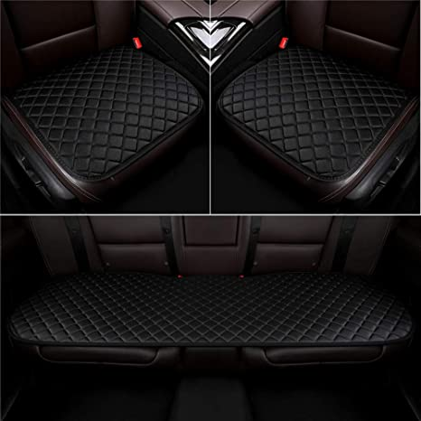 Amazon.com: U&M Juego completo de fundas de asiento de coche ...