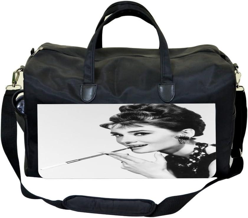 Audrey Hepburn Weekender Bag