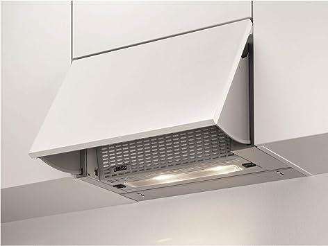Zanussi ZHI612G - Campana de Cocina integrada (60 cm), Color Gris: Amazon.es: Electrónica