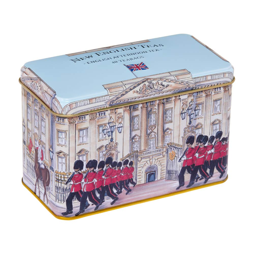Buckingham Palace English Afternoon Tea Tin 40 Teabags
