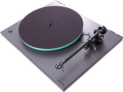 Amazon.com: Tocadiscos rega Rp3 con rb303 tonearm (Cool Gris ...