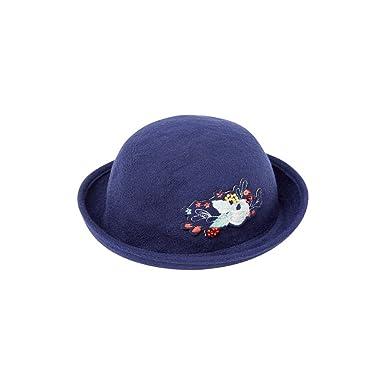 coupe classique forme élégante assez bon marché Sergent Major - Hat - Chapeau Bleu nuit Jafolette - Bleu ...