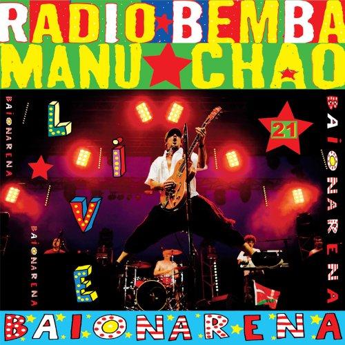 Baionarena: Manu Chao, Manu Chao: Amazon.fr: Musique