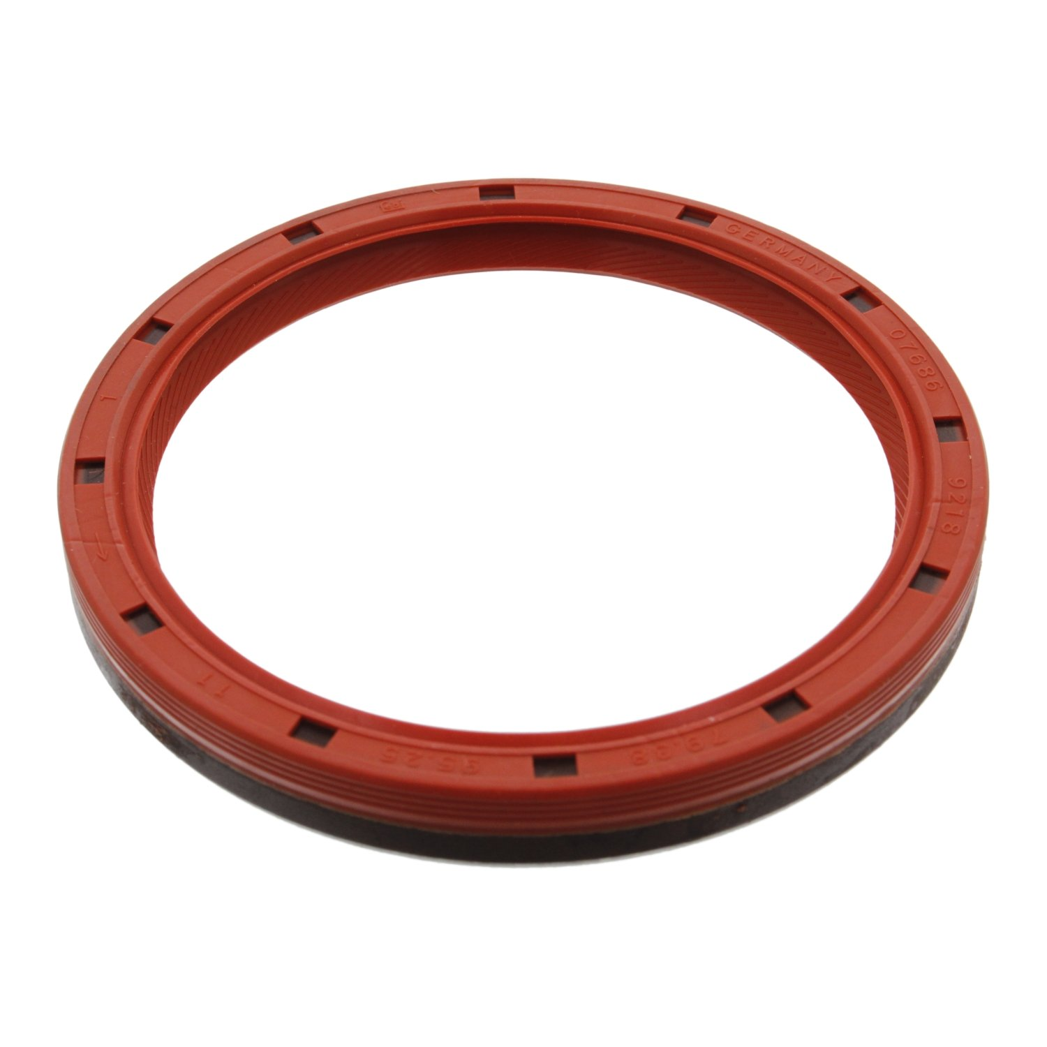 febi bilstein 07686 crankshaft seal ring flywheel-side (transmission-side) - Pack of 1