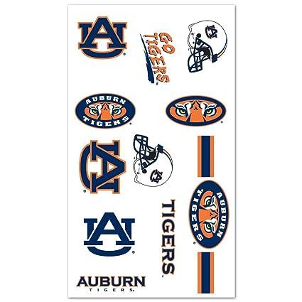 Wincraft NCAA Auburn University 14308012 Tattoos