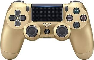 Controle Dualshock - PlayStation 4 - Dourado