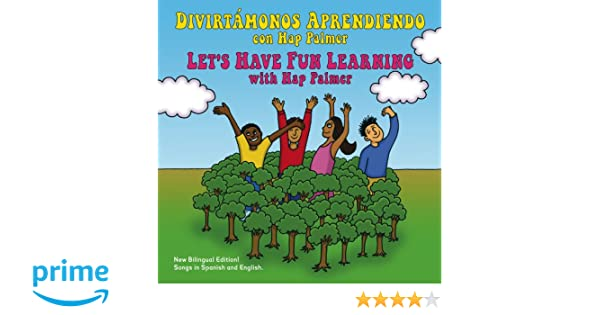 Hap Palmer - Divirtámonos Aprendiendo / Let s Have Fun Learning - Amazon.com Music