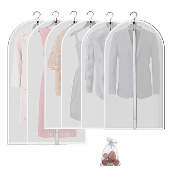 Amazon.com: allhom - Bolsa para colgar ropa para ...