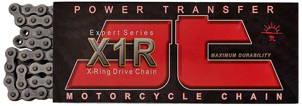 JT Sprockets JTC530X1R104RL Steel 104-Link Heavy Duty X-Ring Drive Chain (530 X1R)