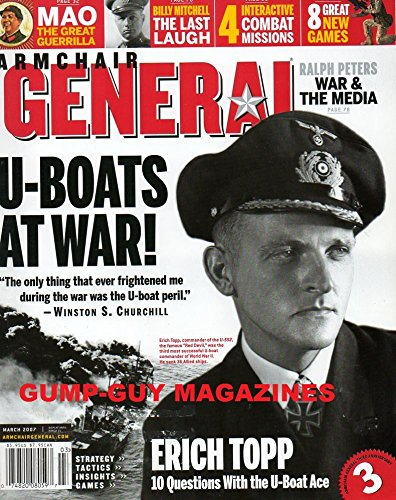 Armchair General March 2007 Magazine Vol IV Issue 01 HISTORY'S MYSTERIES: LINCOLN'S DEATH AND THE GREAT PURGE