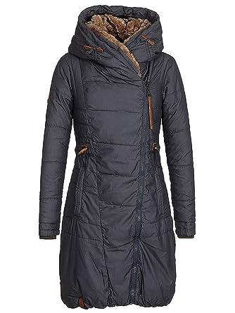 7521304023ad9a Naketano Damen Mantel Der Geist  Amazon.de  Bekleidung