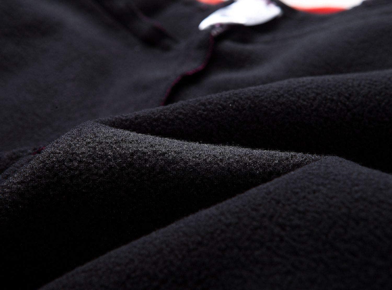 Echinodon Kinder Gef/ütterte Softshellhose mit Reflektoren Wasserabweisend Winddicht Warm Outdoorhose Wanderhose Winter Hose Jungen M/ädchen
