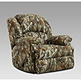 Cambridge Camo 3 Piece set: Sofa, Loveseat, Recliner Living Room Furniture Sets