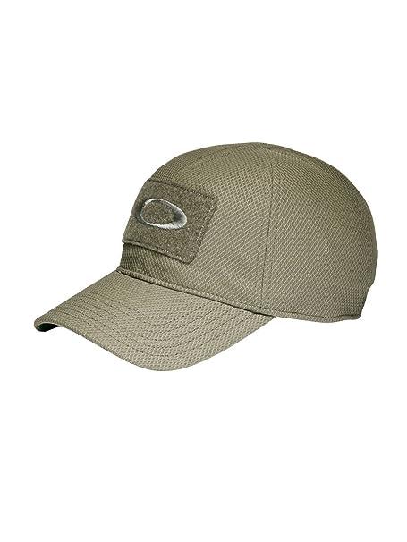 Oakley - Gorra de béisbol - para hombre Verde verde: Amazon.es: Ropa y accesorios