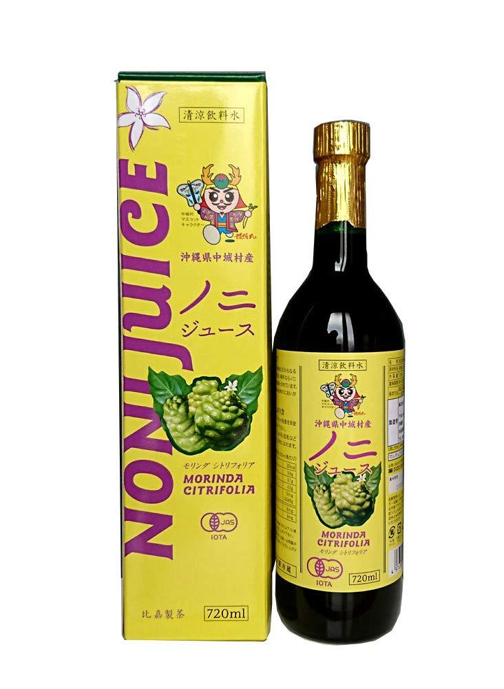 比嘉製茶 (9本) 沖縄県産 ノニジュース 720ml【有機ノニ】 ノニジュース (9本) 9本 比嘉製茶 B07P7P1F93, サイプラスonline shop:b7d8a848 --- ijpba.info