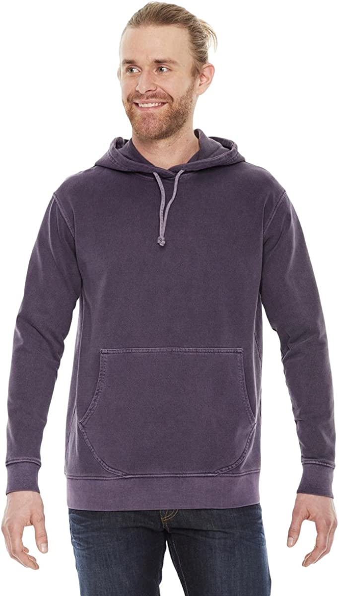 Authentic Pigment French Terry Hoodie AP207