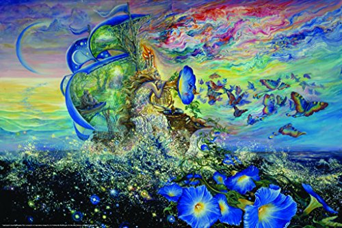 Andromeda's Quest by Josephine Wall 24