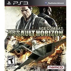 Ace Combat: Assault Horizon – Playstation 3