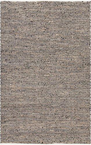 Chandra Rugs Tenola Rectangular Hand Woven Contemporary Area Rug, 7'9