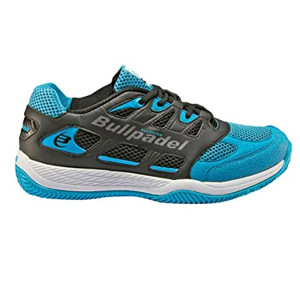 Zapatillas BullPadel Burton (Azul celeste, 43): Amazon.es ...
