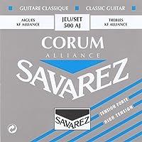 Savarez 656057 - Cuerdas para Guitarra 500AJ