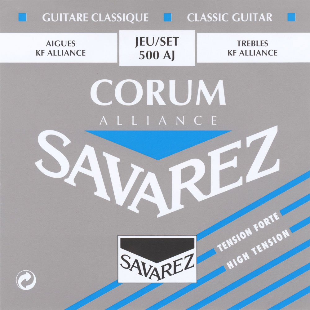 Savarez 500AJ Alliance Corum Classical Guitar String Set