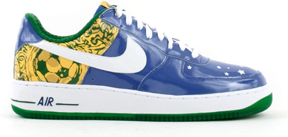 Nike Air Force 1 Premium (Ronaldinho) 'Collection Royale