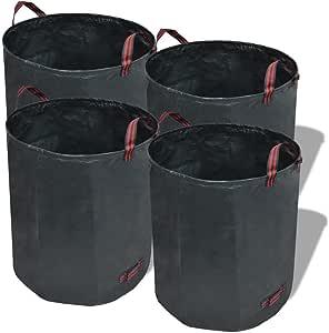 Bolsa de Basura para jardín desplegables, 120 L, 4 unidadesCasa y jardín Productos del hogar Contenedores de residuos: Amazon.es: Hogar