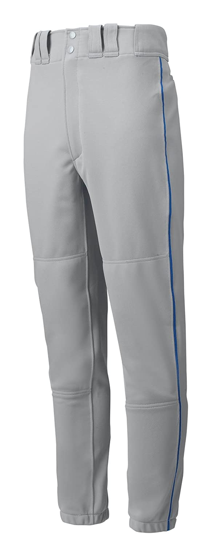 Mizuno Premier Piped Pant (Weiß/Royal, Small)
