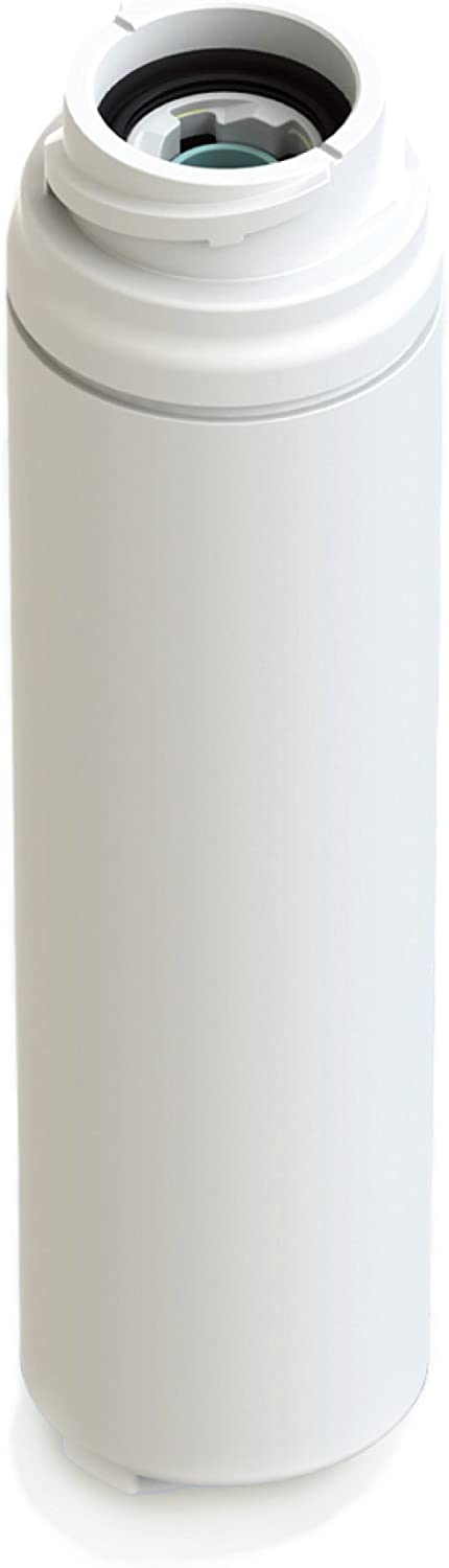 GE replacement water filter FQSLF GXSL55R, GQSL55R, GXSL55F, GQSL55F 100% recyclable, and made in U.S.A. and Canada SGF-GSTQ (1 Pack)