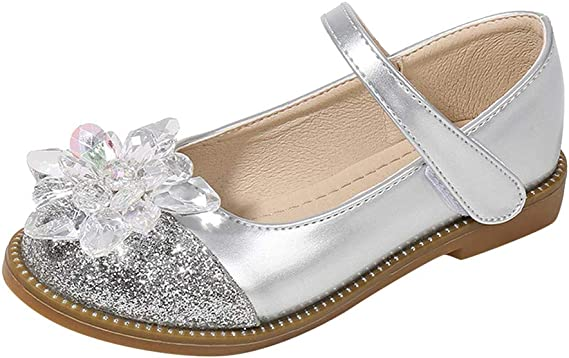 Shybuy Baby Ballet Shoes 2020 Women Wedding Flats Rhinestone Wedding Ballerina Shoes Foldable Sparkly Bridal Slip On Flat Shoes Silver 8 5 9 Years Amazon Ca Clothing Accessories