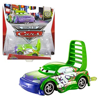 Disney/Pixar Cars 2013 Tuners Wingo with Flames #4/10: Toys & Games