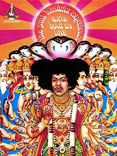 The Jimi Hendrix Experience - Axis: Bold as Love (Guitar ()