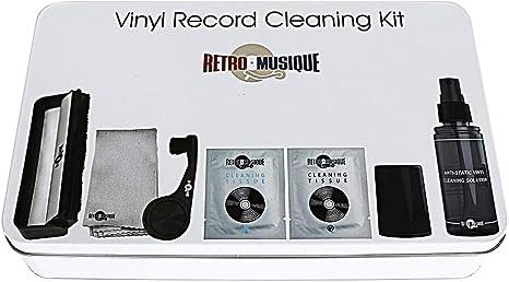 Amazon.com: DLITIME Cepillo limpiador de discos de audio ...