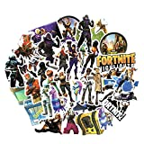 Funky Store Fortrite Stickers Variety Pack Gamers Stickers Kid Adult Birthday Party (40pcs/ Set)