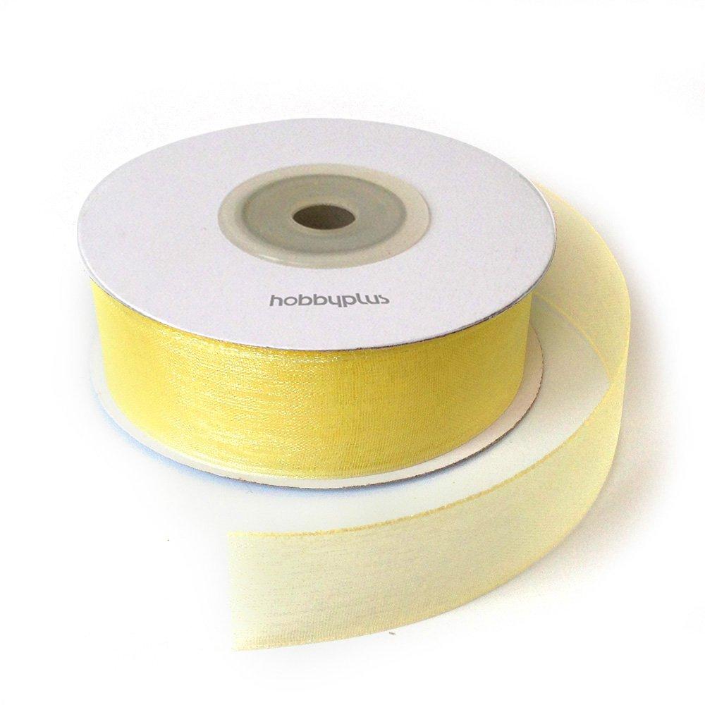 OGZ#617-Pale Yellow