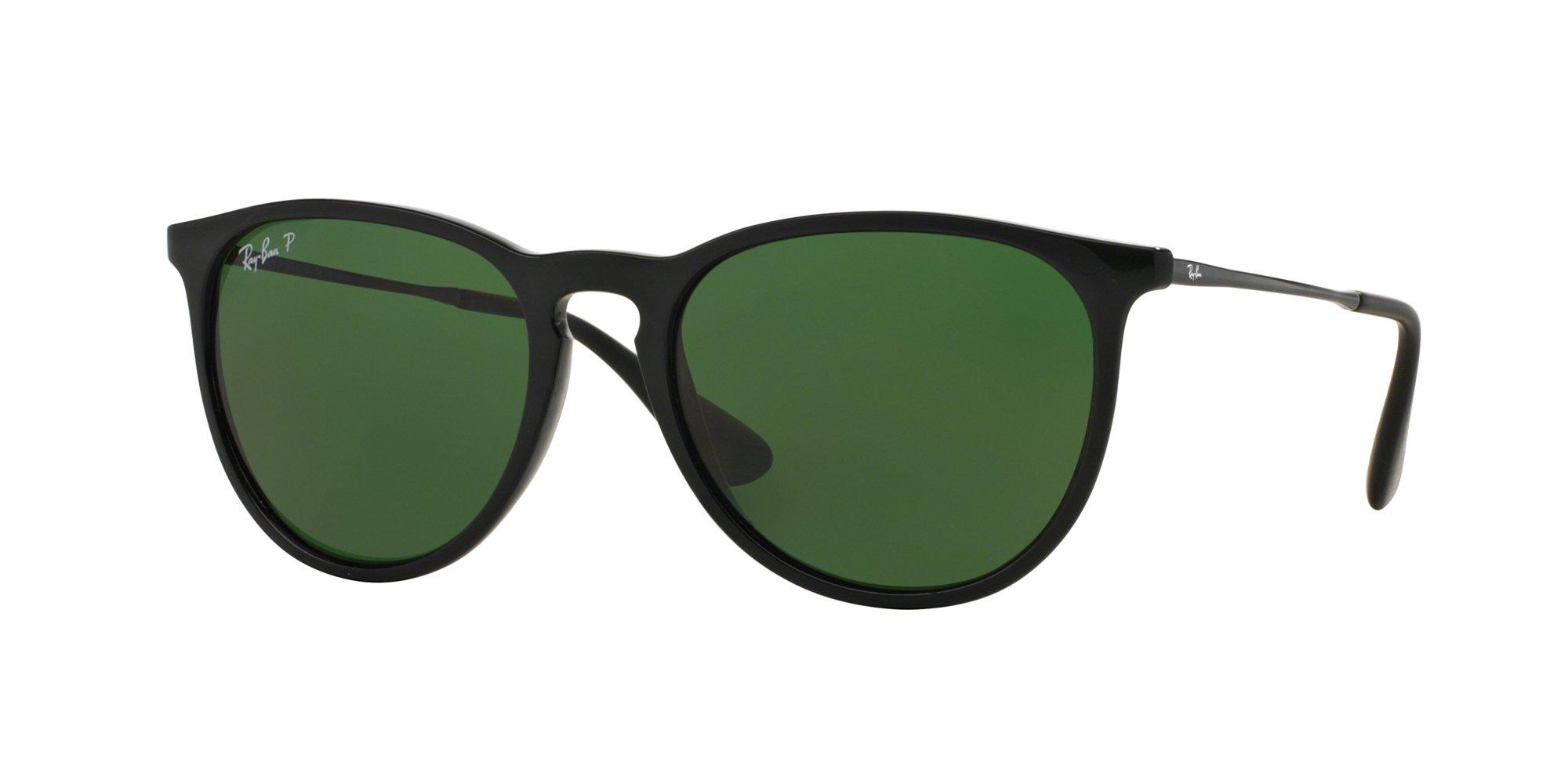 Ray Ban RB4171 601/2P 54M Black/Polarized Green+FREE Complimentary Eyewear Care Kit