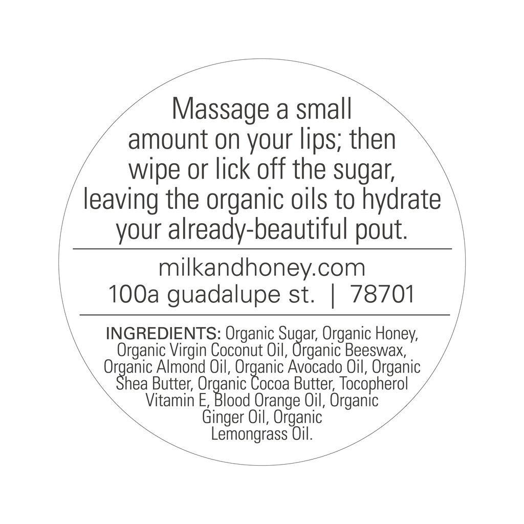 milk + honey Lip Polish (Blood Orange, Ginger & Lemongrass.4 oz) by Milk & Honey (Image #4)