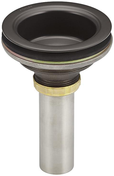 Oil Rubbed Bronze KOHLER K-8799-2BZ Duostrainer Sink Strainer