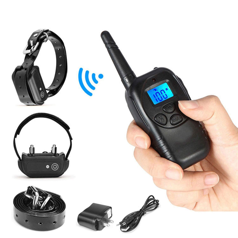 yuwc TShirt Charging Remote Control Electric Shock Male Ring & Neck Collar Male Electro Stimulation Men Ball Ring Shake Bind Toys Happy toyO3
