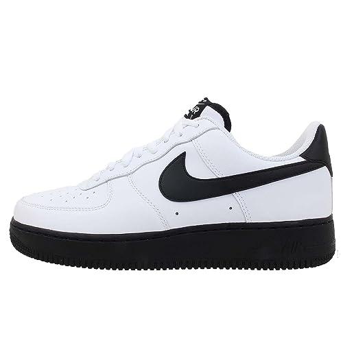 air force 1 bianco e nero