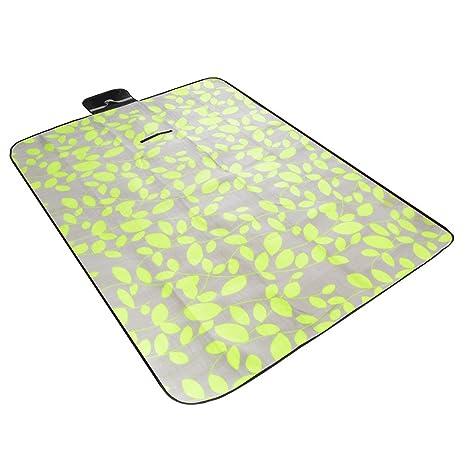 Outad para camping Manta de p/ícnic exteriores plegable con asa playa esterilla resistente al agua 150/x 200/cm para viajes