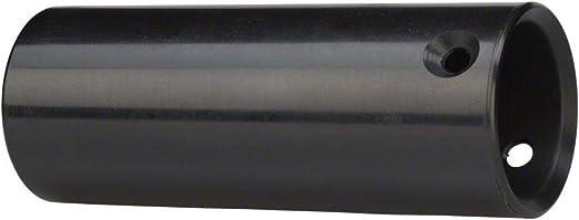 Mutant Bikes Remplacement Nylon Peg Manche Noir 4.25 in environ 10.80 cm