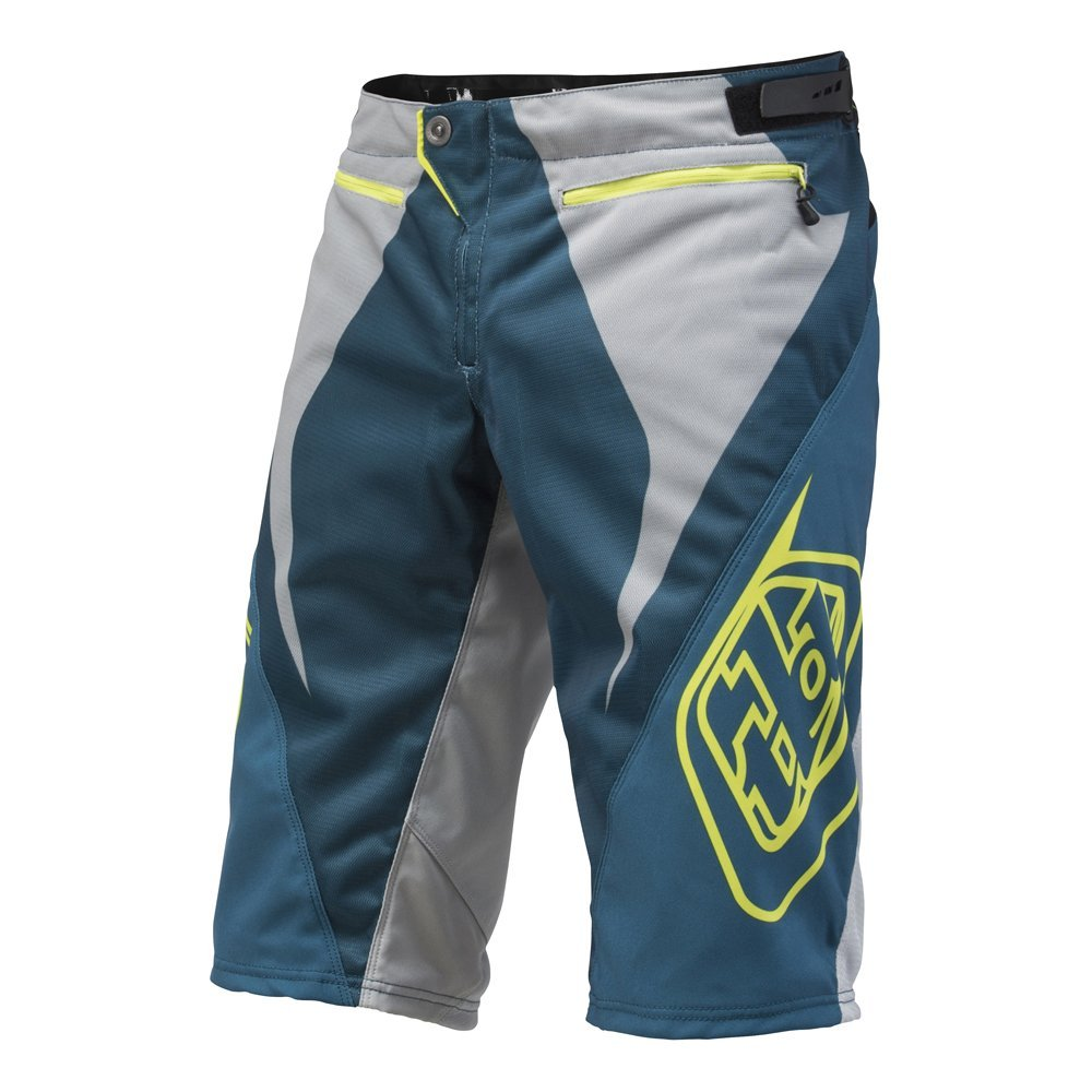 Troy Lee Designs Boys Sprint Reflex BMX Racing Short, Dirty Blue, 24 by Troy Lee Designs