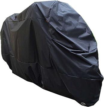 impermeable para interior y exterior para motocicletas scooters bicicletas Funda protectora universal impermeable para motocicleta
