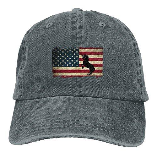 NEW FACUP American Flag Retro