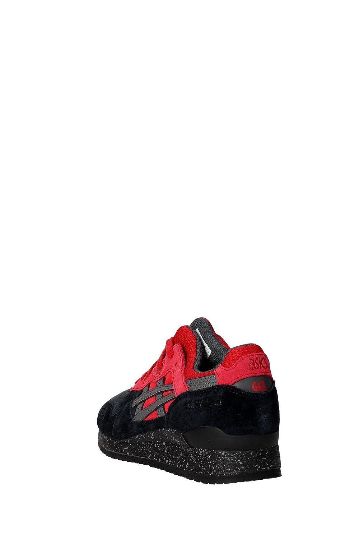 red /black asics shoes gel lyte bad santa imdb 2018 662365