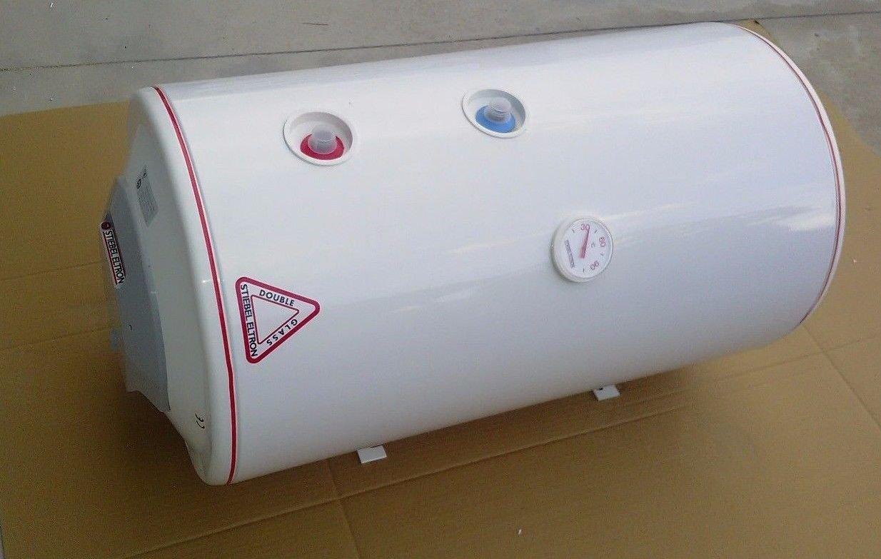 Calentador eléctrico Idropi Stiebel Eltron, línea horizontal, 100 litros 1,5 kW: Amazon.es: Hogar