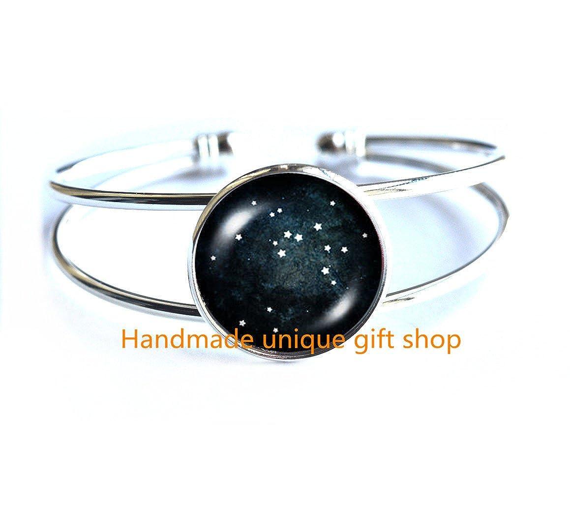 Fashion Bracelet Charm Bracelet Dainty Bracelet,Sagittarius constellation zodiac Bracelet,Handmade Jewelry,everyday jewelry,star signs-RC342